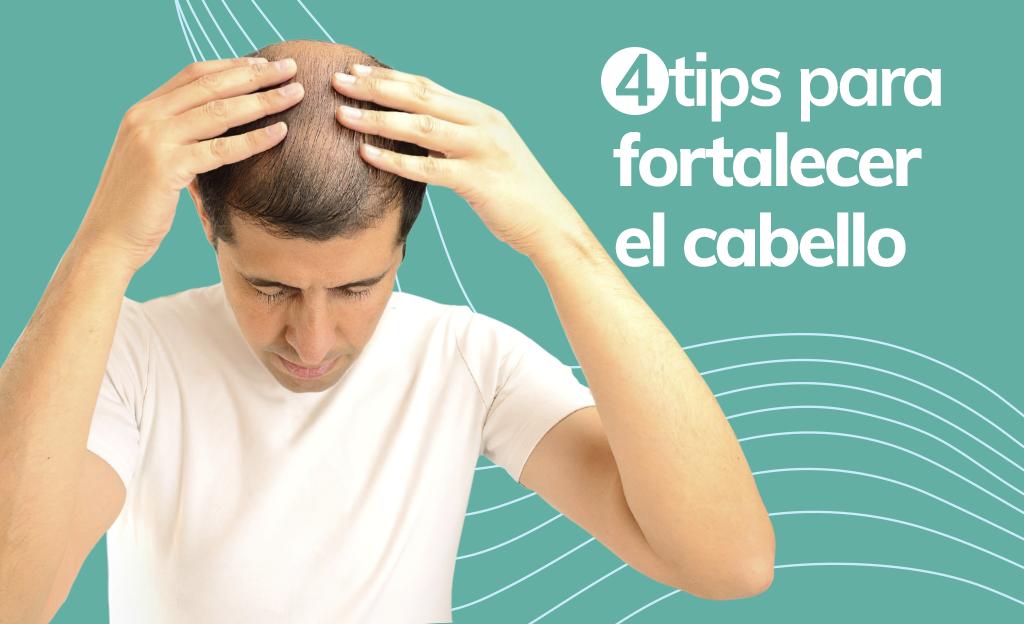 Tips para fortalecer el cabello