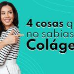 4 cosas que no sabes del colágeno